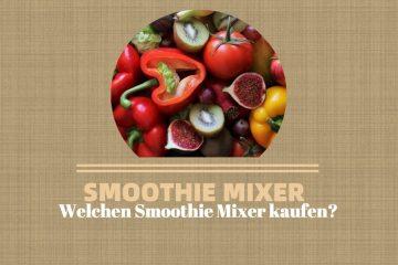 hochwertiger smoothie maker