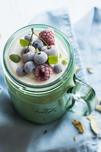 Beeren-Joghurt-Smoothie