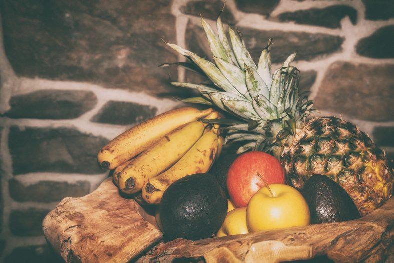 Apfel-Ananas-Kokos