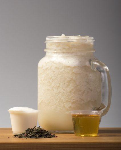 Joghurt-Kokos-Smoothie